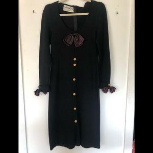 Vintage Adolfo New York gown.